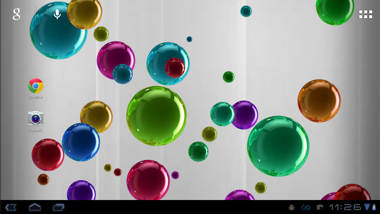Amazon Bubbles HD Live Wallpaper Appstore For Android