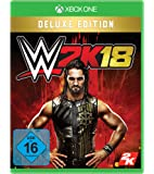 WWE 2K18 - Deluxe Edition - [Xbox One]