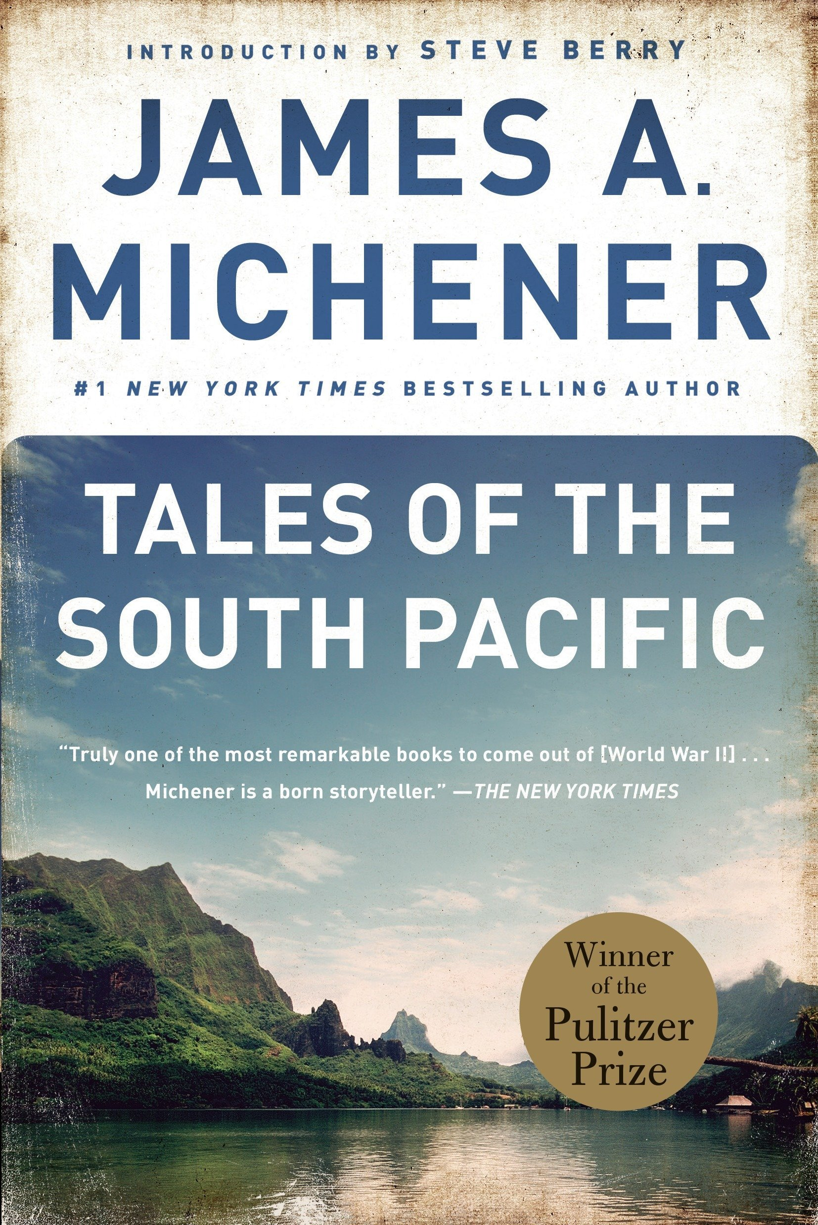 Tales Of The South Pacific [Idioma Inglés]