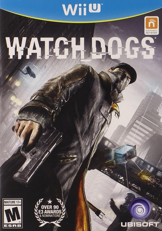 Amazon.com: Watch Dogs - Nintendo Wii U: Ubisoft: Video Games