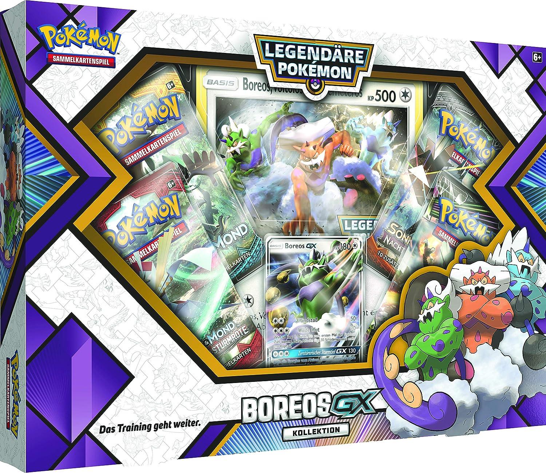 Pokémon Company International 45005 PKM boreos voltolos de ...
