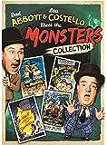 Abbott and Costello Meet the Monsters Collection (Sous-titres français)