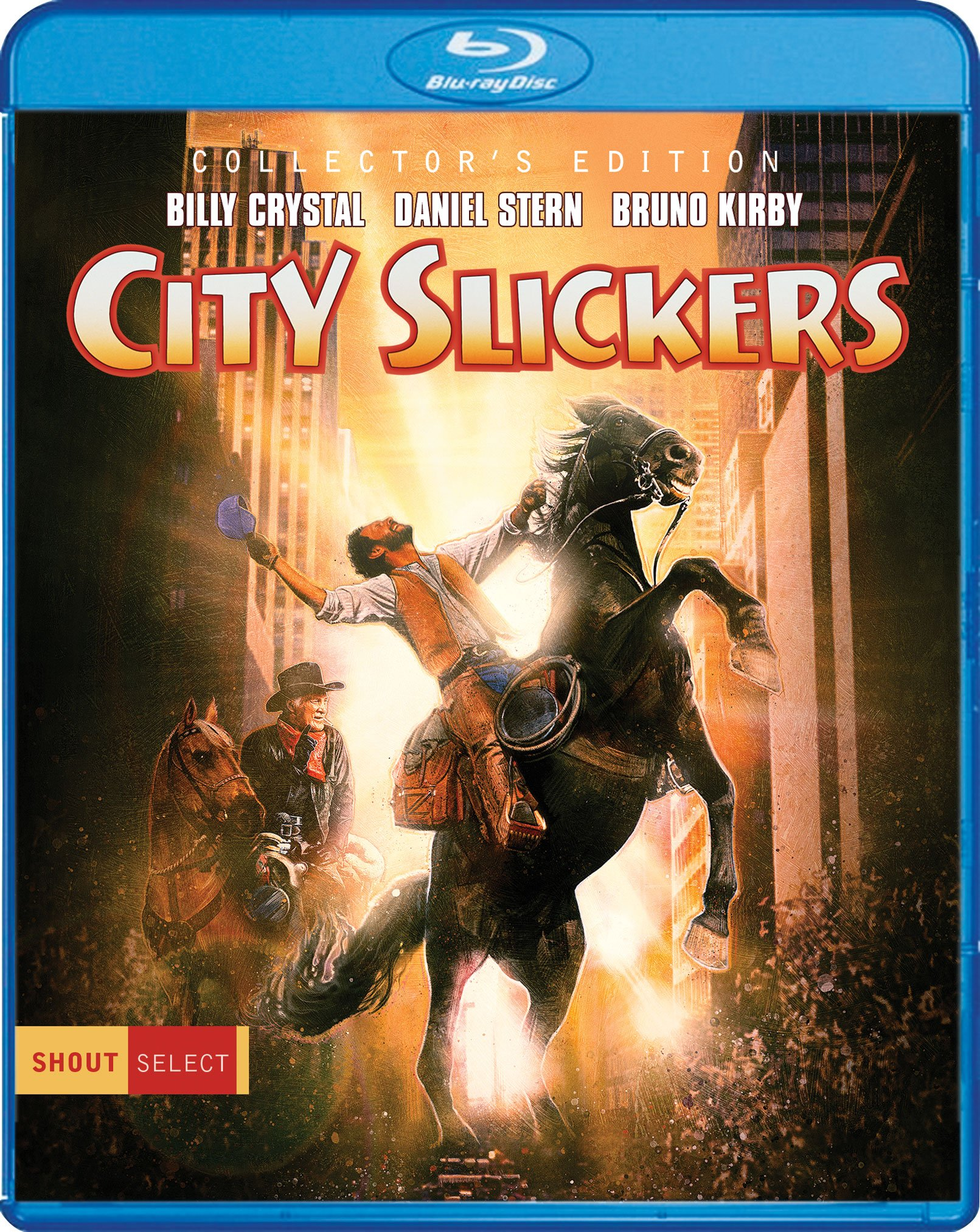 Blu-ray : City Slickers (Collector's Edition, Widescreen)