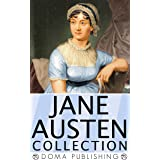 Jane Austen Collection: 18 Works, Pride and Prejudice, Emma, Love and Friendship, Northanger Abbey, Persuasion, Lady Susan, M