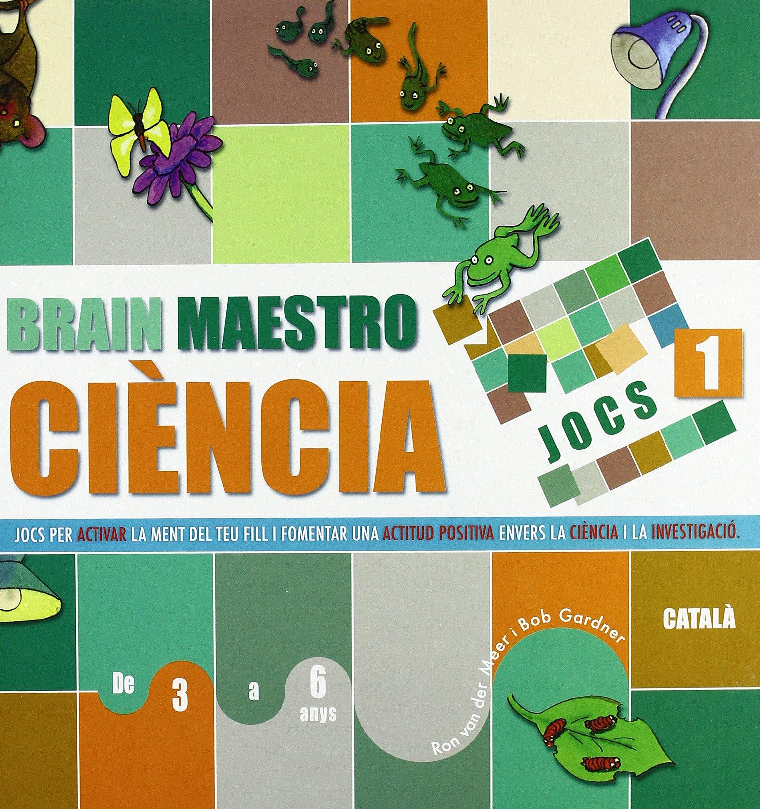 Brain Maestro Ciència: Amazon.es: Van der Meer, Ron, Garner ...
