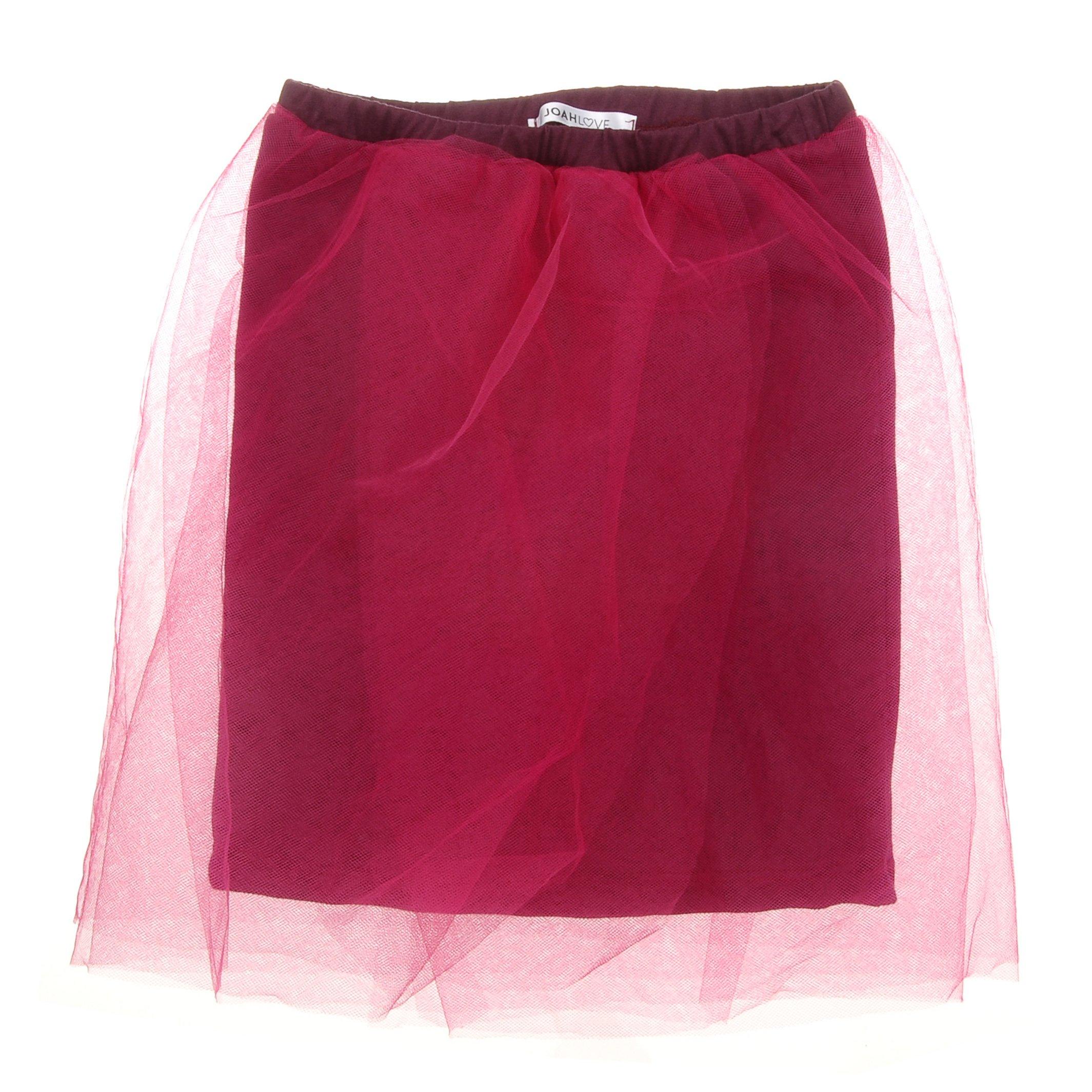 Joah Love Vivian Tulle Skirt, 12 (Pink)
