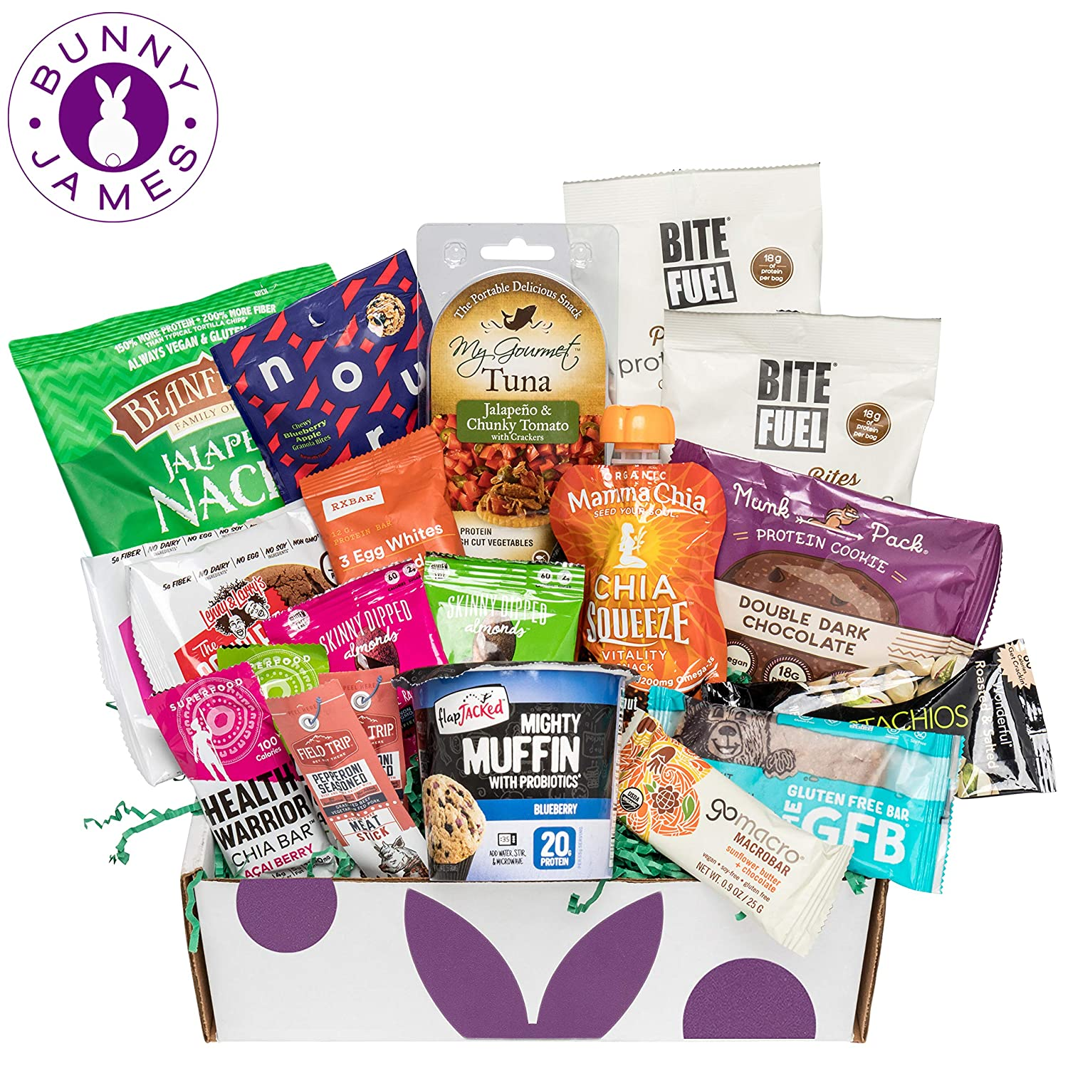 1. Love With Food Gluten Free Snack Subscription Boxes