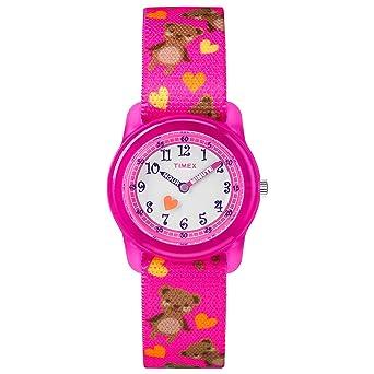 Intelligent Disney Luxury Cartoon Children Watch Kids Watches Girls Princess Fashion Wrist Watches Kids Cute Leather Quartz Watch Girl Carefully Selected Materials Children's Watches