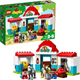 LEGO DUPLO - Le poney-club de la ferme - 10868 - Jeu de Construction
