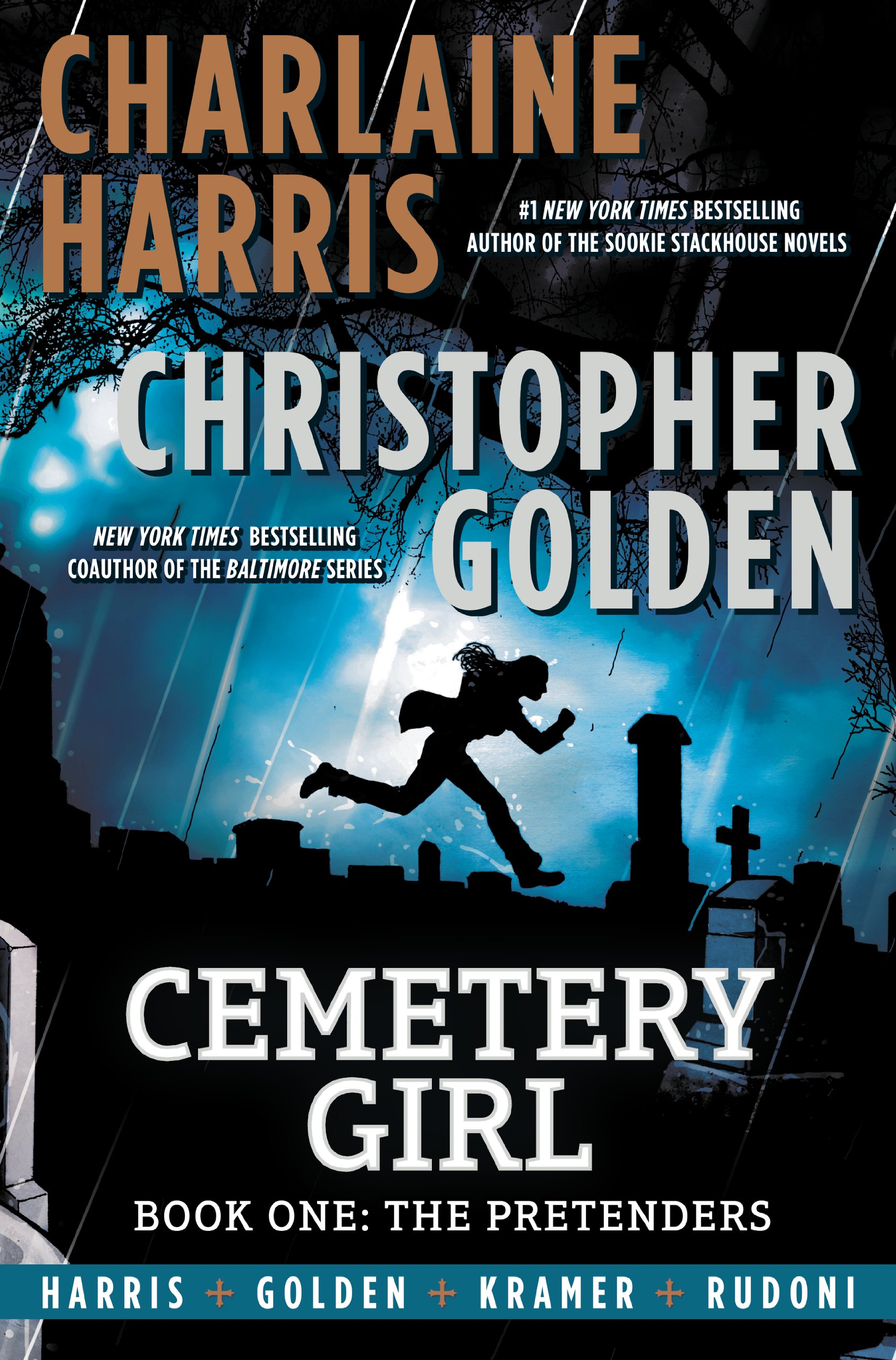Cemetery Girl: Book One: The Pretenders (the Cemetery Girl Trilogy):  Charlaine Harris, Christopher Golden: 9780425256664: Amazon: Books