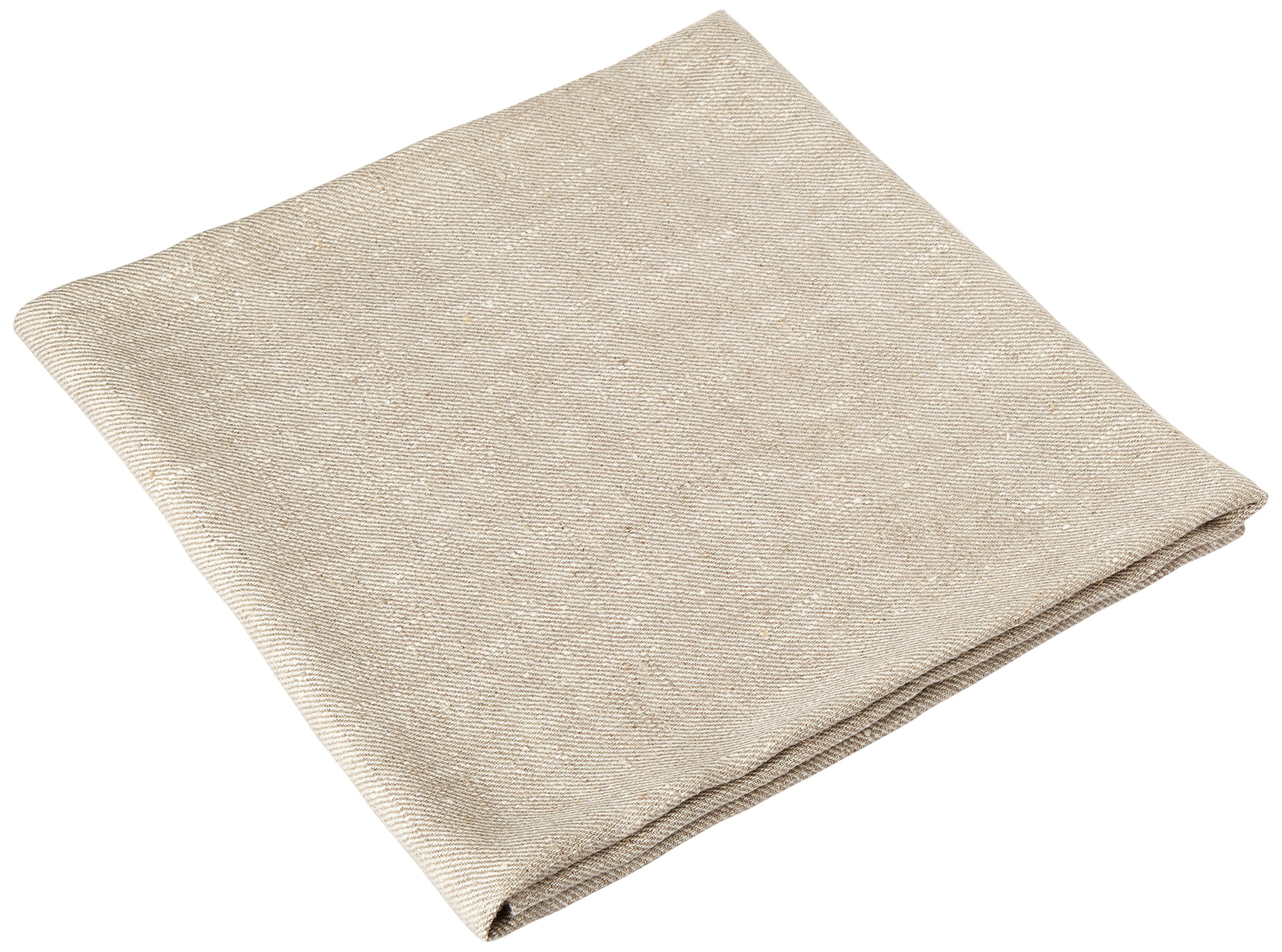"LinenMe Twill Bath Towel, 39"" x 59"", Cream - A little vintage for every day; not only these huckaback towels can be perfect addition to any well-appointed bath, but linen has also the ability to absorb moisture better than cotton and will dry more quickly. With a sensual touch and soft absorbency this will last for years Size: 39X 59, color: beige, machine washable Produced in Europe from 100Percent linen - bathroom-linens, bathroom, bath-towels - 91pgUKDHjzL -"