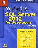 MURACH'S SQL SERVER 2012 FOR DEVELOPERS [Paperback