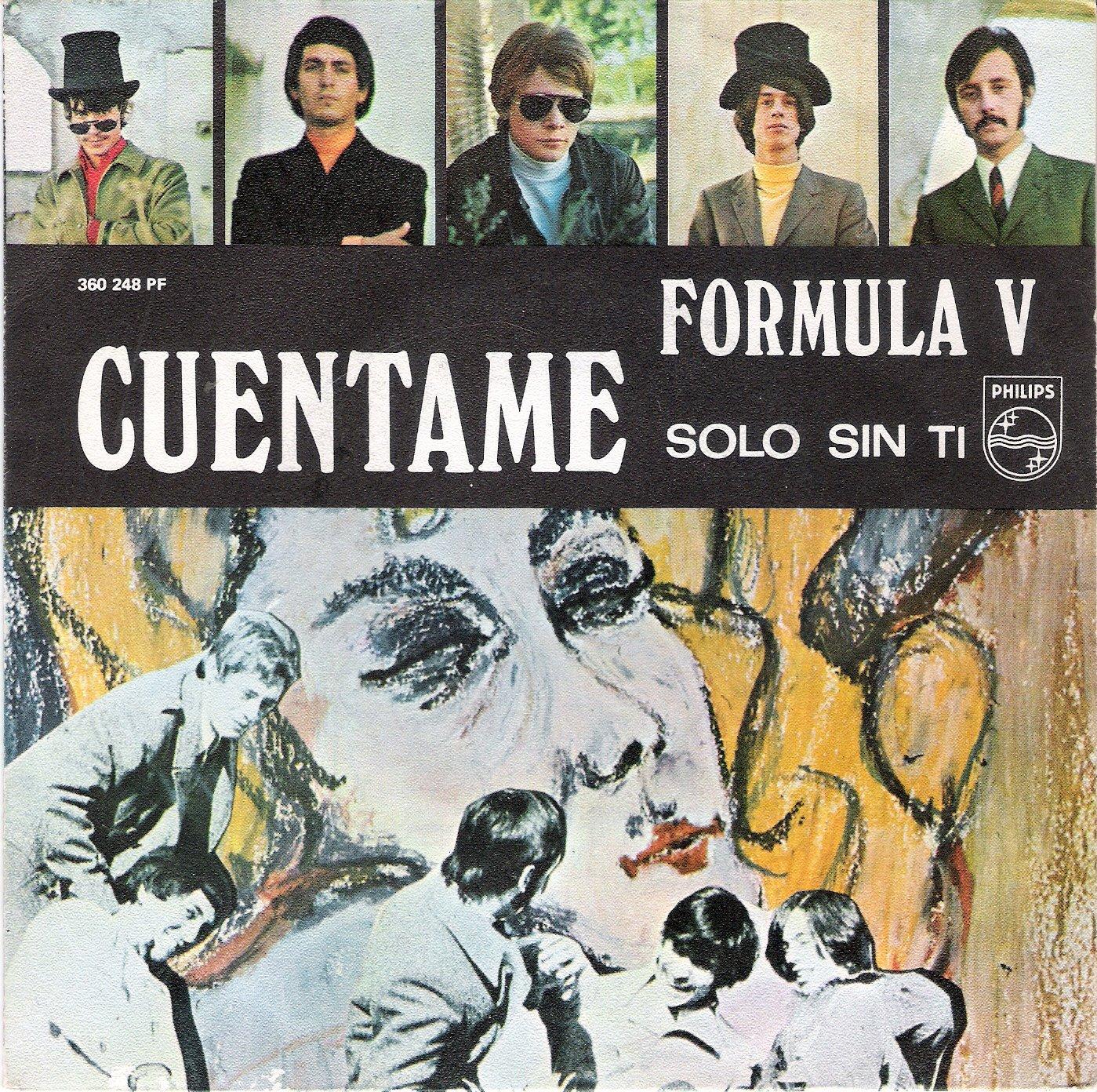 Formula V Cuentame Solo Sin Ti Amazoncom Music