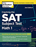 Cracking the SAT Subject Test in Math 1, 2nd Edition: Everything You Need to Help Score a Perfect 800 (College Test Preparation) (English Edition)