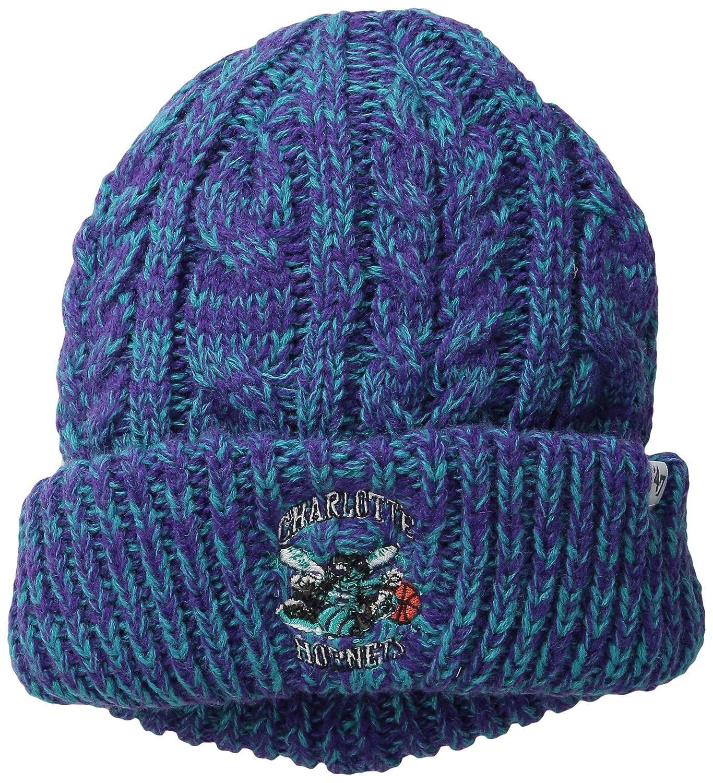 Purple NBA New Orleans Pelicans Womens 47 Prima Cuff Knit Beanie