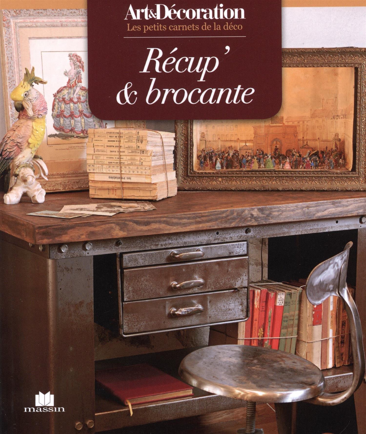 Récup' & brocante Poche – 13 janvier 2015 Karine Villame Récup' & brocante Charles Massin 2707208914
