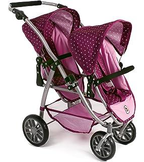 Bayer Chic 2000 nbsp;689 29 – Carrito para muñeca, color morado/lila