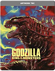 Godzilla: King of the Monsters - Steelbook 4K [2019]