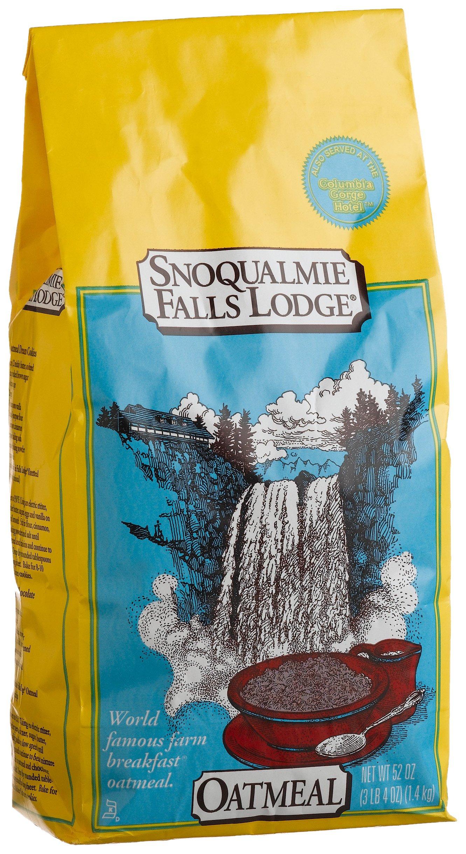 Amazon.com : Snoqualmie Falls Lodge Pancake & Waffle Mix, Old ...