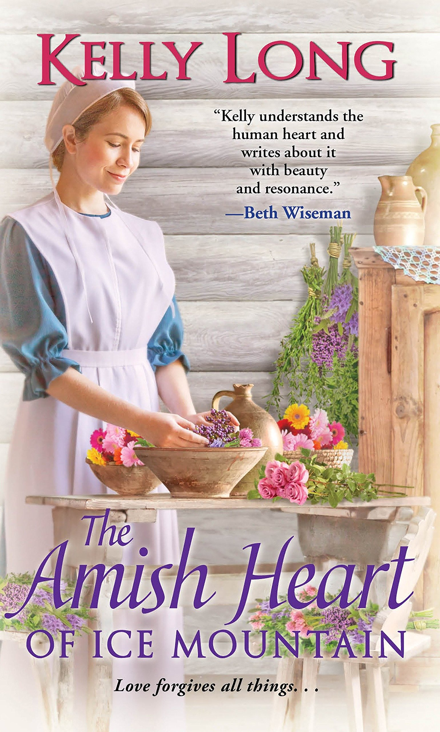The Amish Heart of Ice Mountain pdf