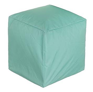 Brandsseller Outdoor Cube Sitzwürfel Sitzsack Sitzhocker Sessel ...
