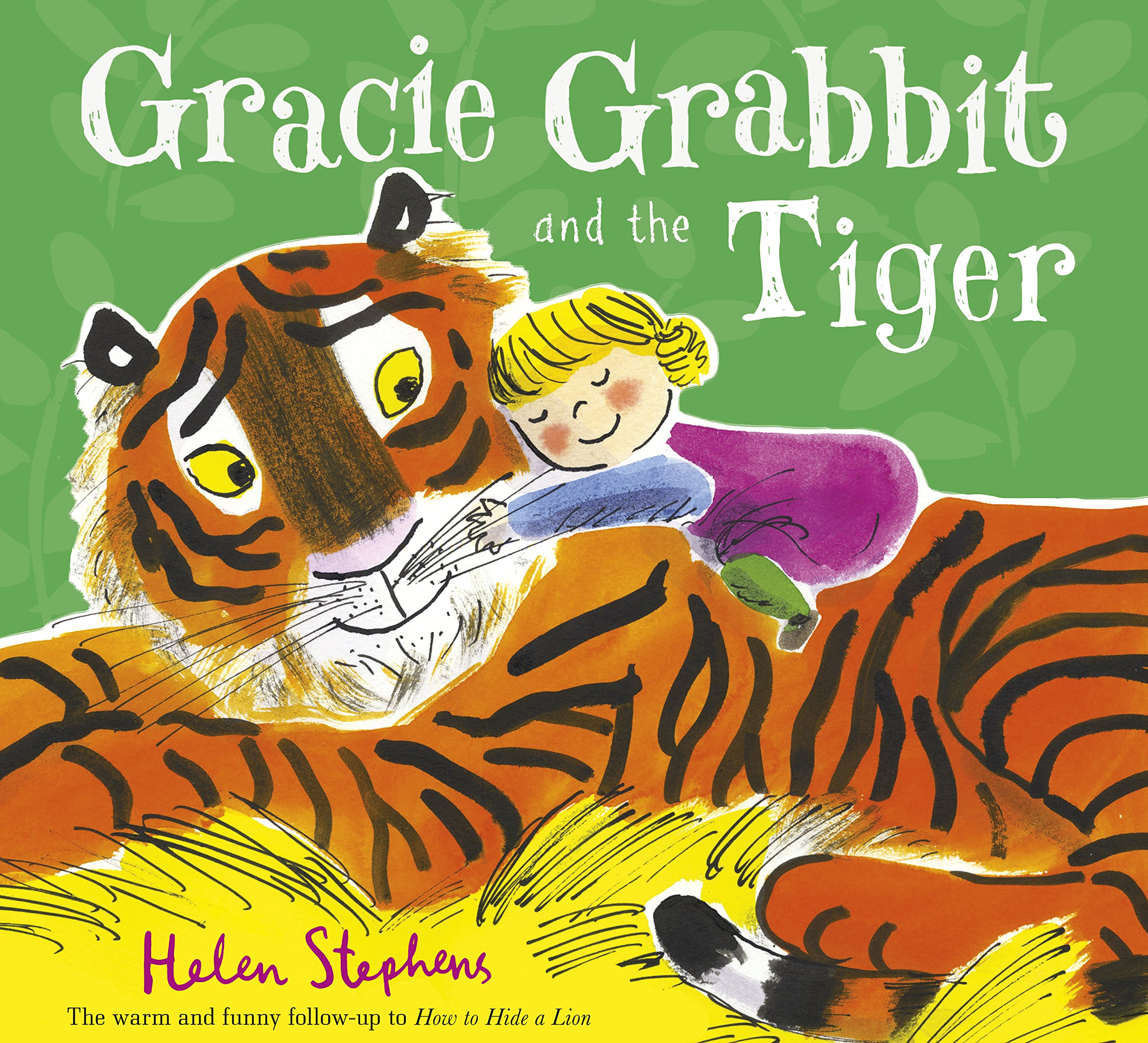 Image result for gracie grabbit and the tiger