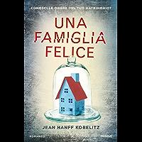 Una famiglia felice (Italian Edition) book cover