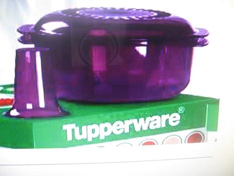 Amazon.com: Tupperware 3 PC Starter apilador Microondas ...