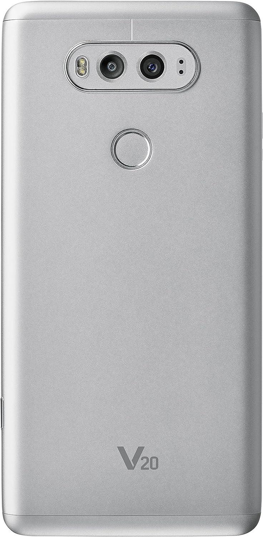 LG V20 64GB Smartphone Libre Android - Plateado: Amazon.es ...