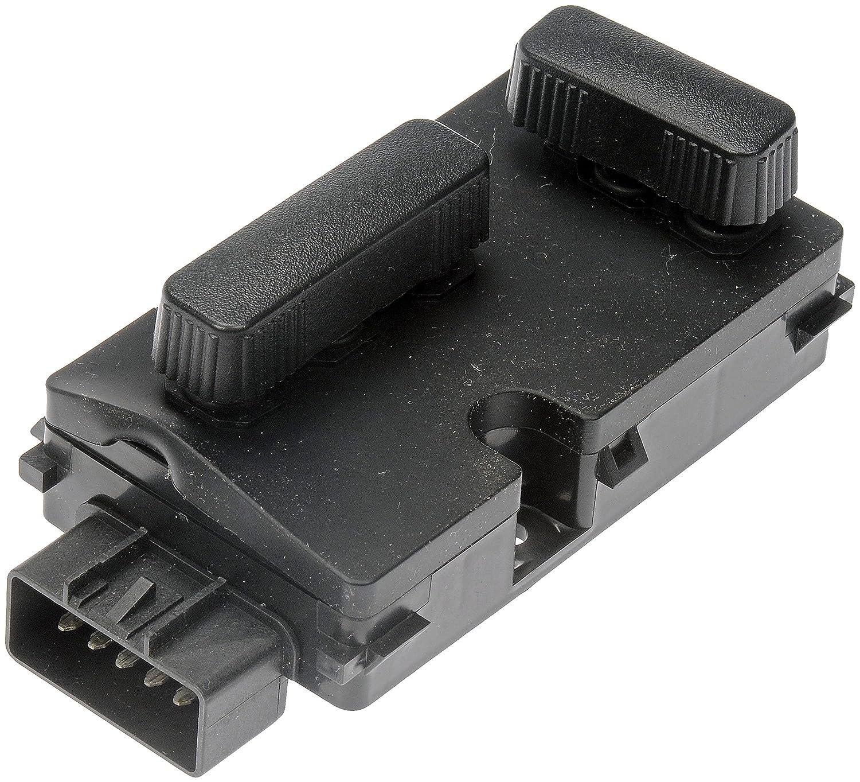 Dorman 901-201 Passenger Side 8-Way Power Seat Switch Dorman - OE Solutions