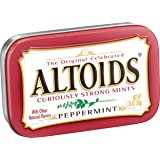 Altoids Curiously Strong Mints, Peppermint, 50g