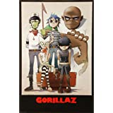 Gorillaz - Domestic Poster