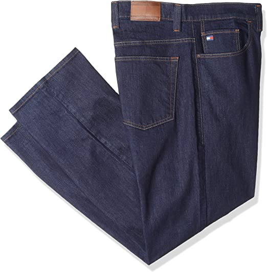 Tommy Hilfiger Men S Big Tall Big And Tall Jeans Straight Fit At Amazon Men S Clothing Store