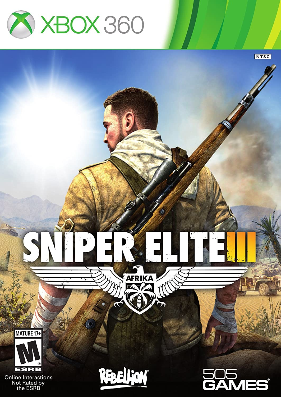 505 Games Sniper Elite 3 X360 - Juego (Xbox 360, Shooter, RP ...