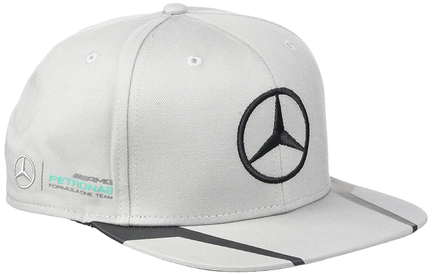 mercedes amg hamilton flat casquette formule 1 f1 141161004 ebay. Black Bedroom Furniture Sets. Home Design Ideas