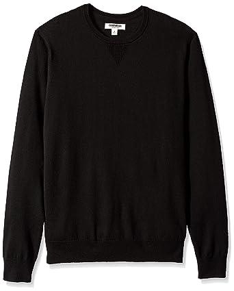 c5b980045ac960 Amazon.com: Amazon Brand - Goodthreads Men's Merino Wool Crewneck ...