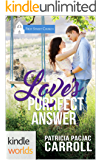 First Street Church Romances: Love's Purrfect Answer (Kindle Worlds Novella) (Trudy's House Book 1)