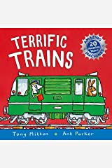 Amazing Machines: Terrific Trains: Anniversary edition Kindle Edition