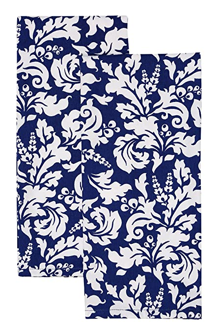 Amazoncom Yourtablecloth Decorative Dish Towels Ideal Cotton Tea