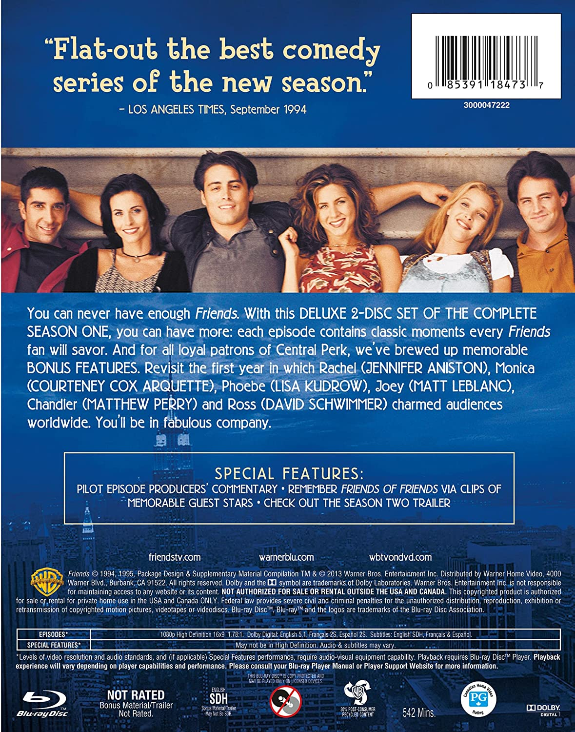 Friends season 1-10 complete collection download torrent.
