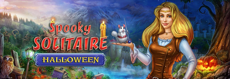 Spooky Solitaire: Halloween [Download]