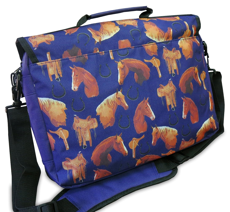 Horse Messenger Bag BROAD BAY Horse Lover Computer Bag For Him or Her