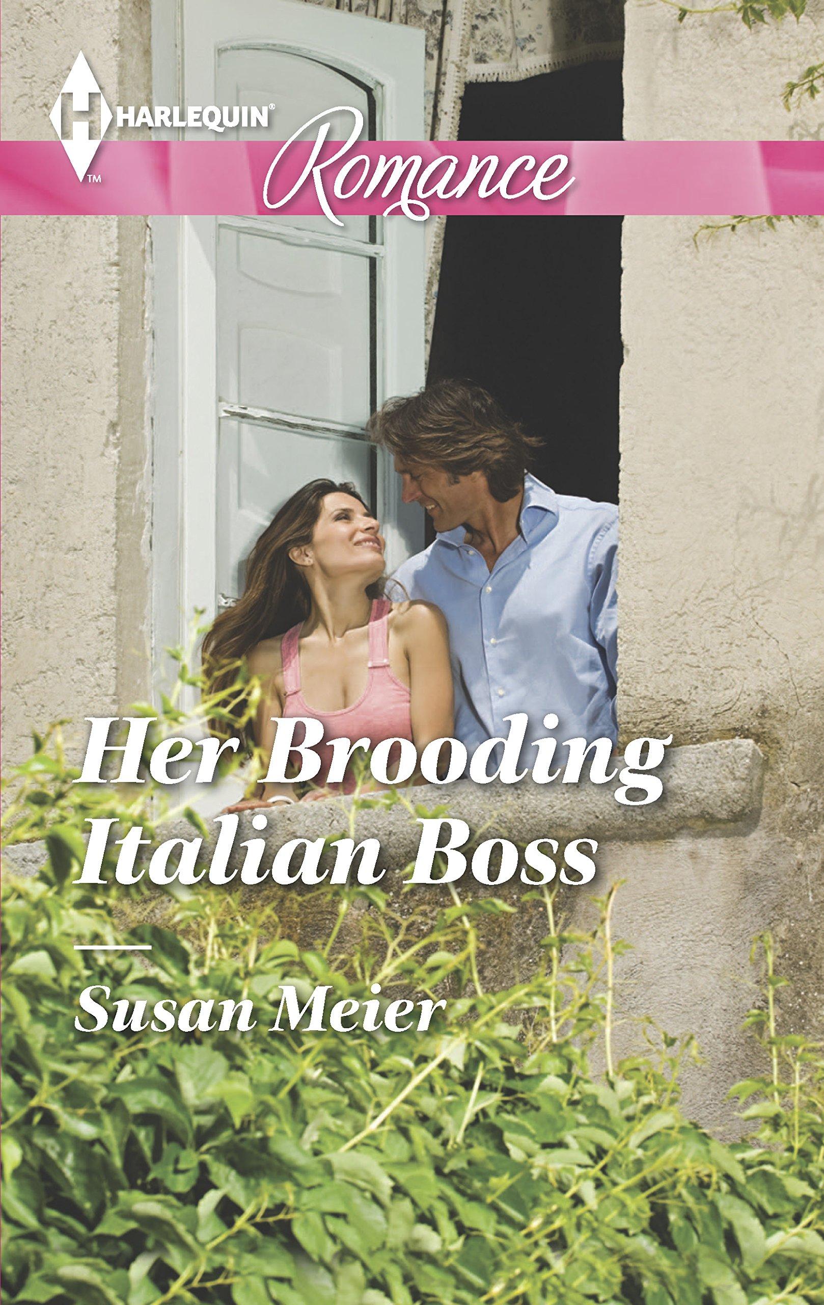 Download Her Brooding Italian Boss (Harlequin Romance) PDF