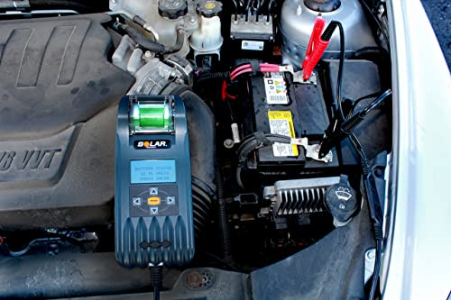 Solar BA327 is user-friendly and definitely built for average car owners and DIY people.