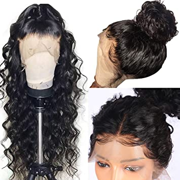 360 Lace Frontal Wigs For Black Women Brazilian