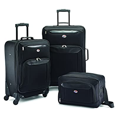 American Tourister Brookfield Expandale Softside Luggage