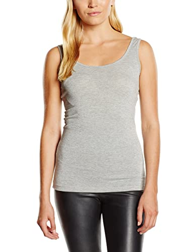 Only Onllive Love Glimmer Tank Top Noos - Camiseta sin Mangas Mujer