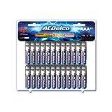 ACDelco Super Alkaline AAA Batteries, 48-Count