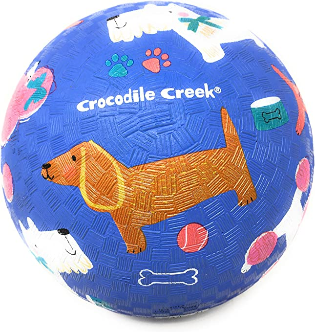 CROCODILE CREEK CC-382167-5 - Pelota de 18 cm Perros: Amazon.es ...