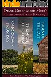 Bellingwood Boxed Set: Book 7-9